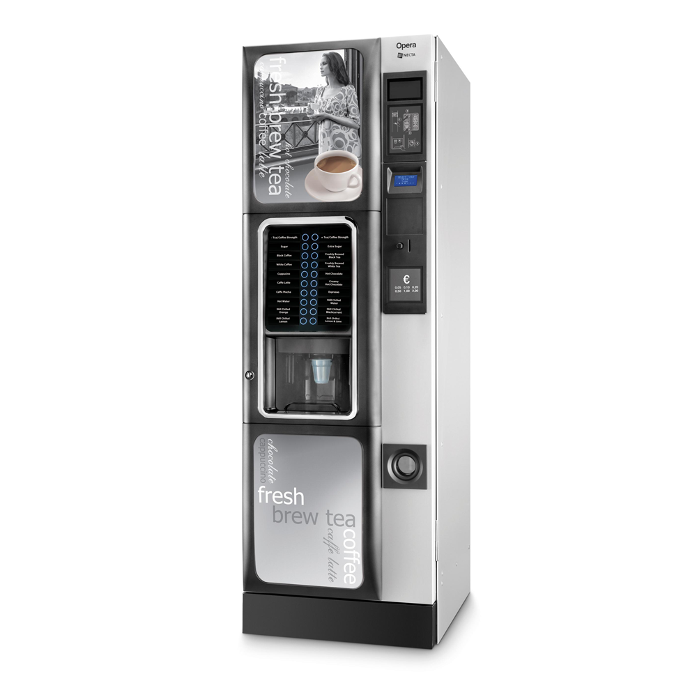 Distributore automatico bevande calde Necta