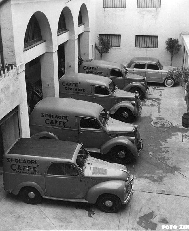 Spolaore Distributori consegna caffè