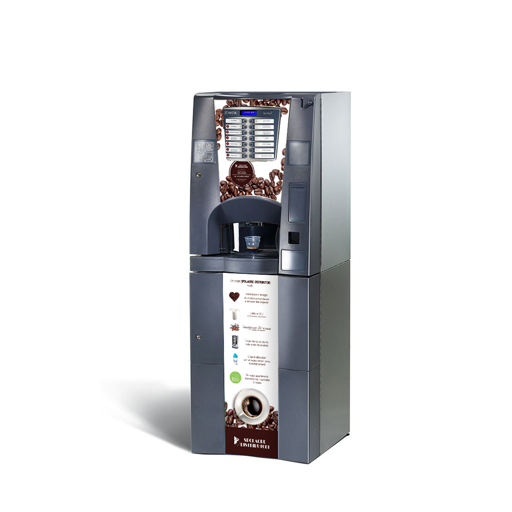 distributore automatico bevande calde