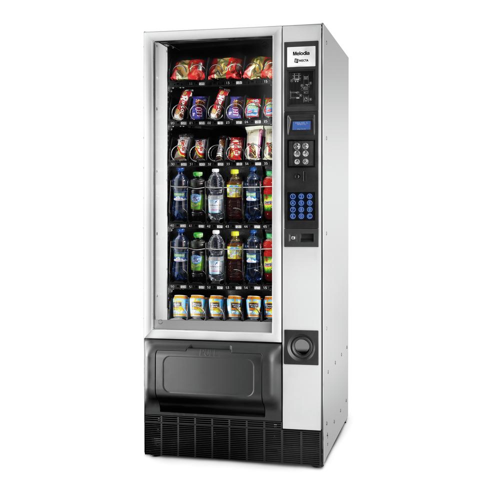 distributore automatico snack bibite fredde