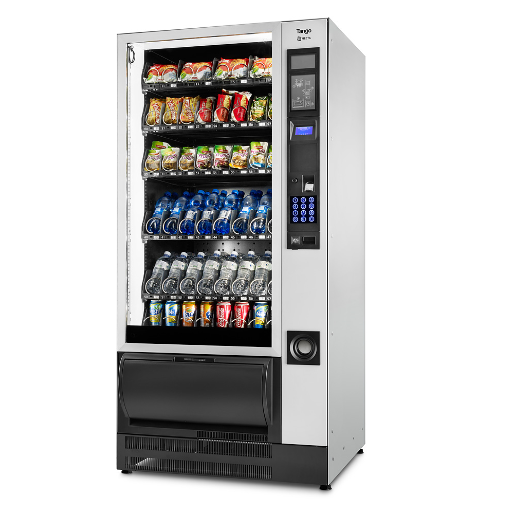 distributore automatico snack